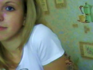 Ukrainian Chick Kate Is Sucking A Dick
