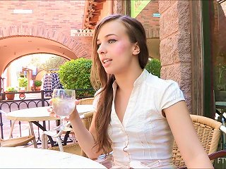 Succulent Brunette Moves Erotically In A Solo Model Video